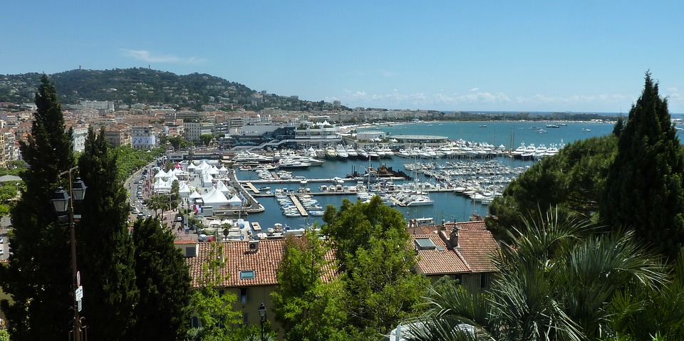 Week-end à Cannes – Le port