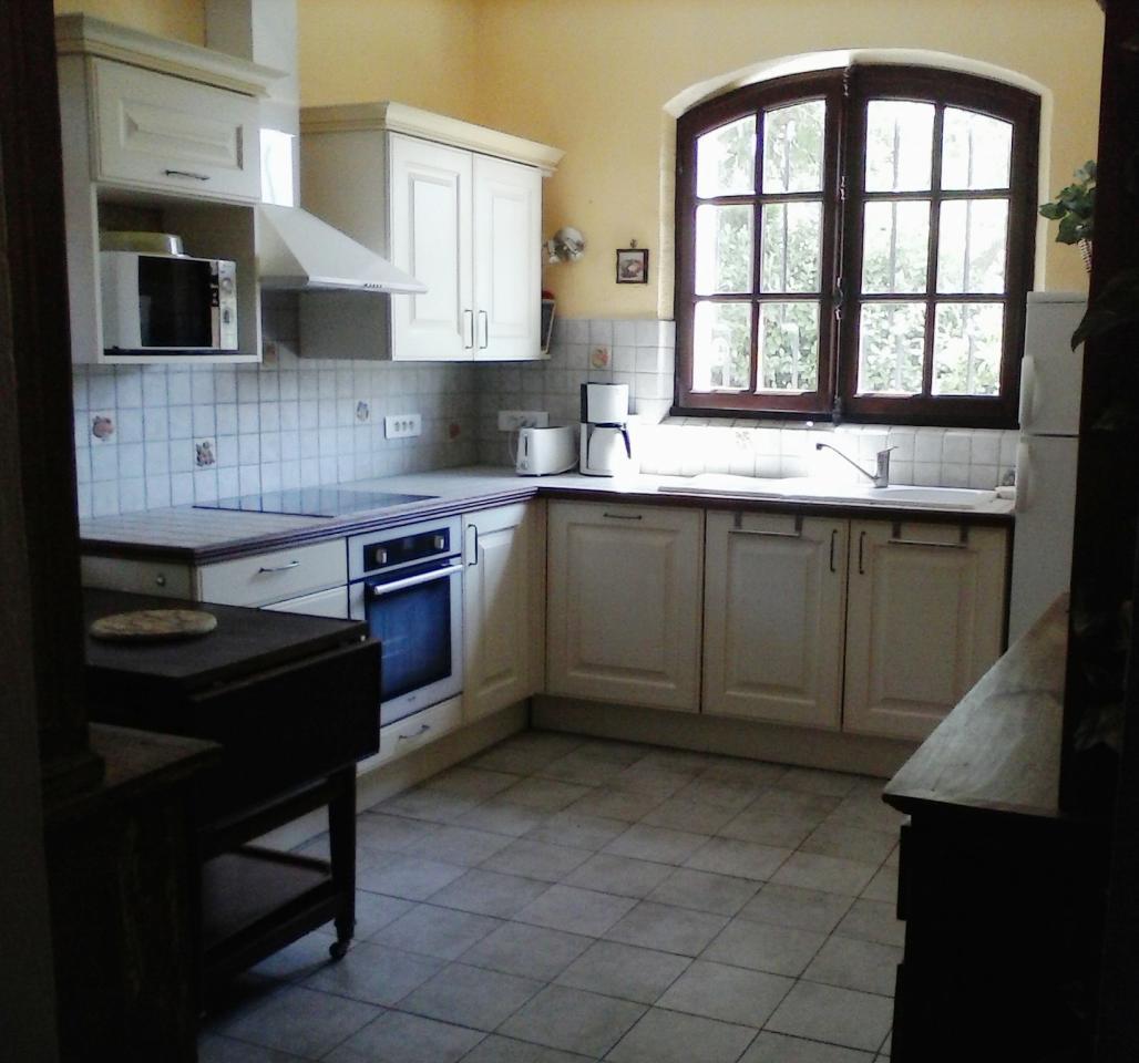 Le Cafe Jardin Antibes: Villa Cap D'Antibes Pour 6 Personnes – 3*