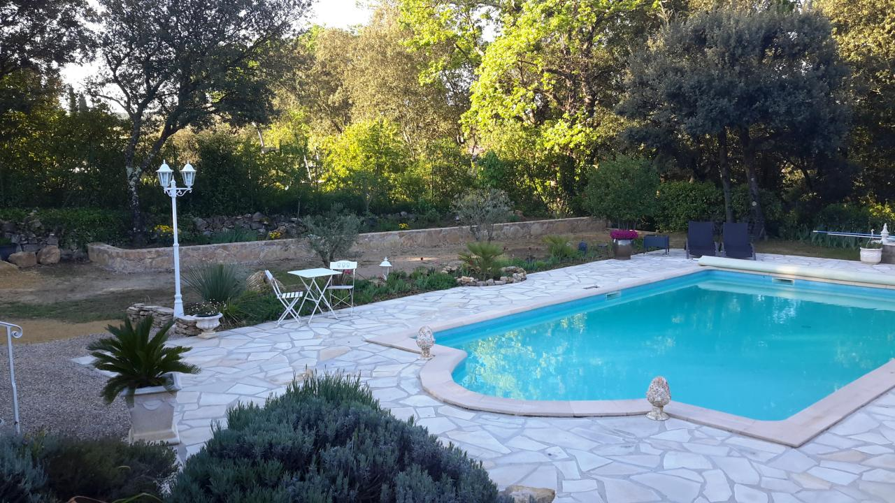 Chambre d 39 h te avec piscine lorgues lorgues vacances - Chambre d hote avec piscine ...