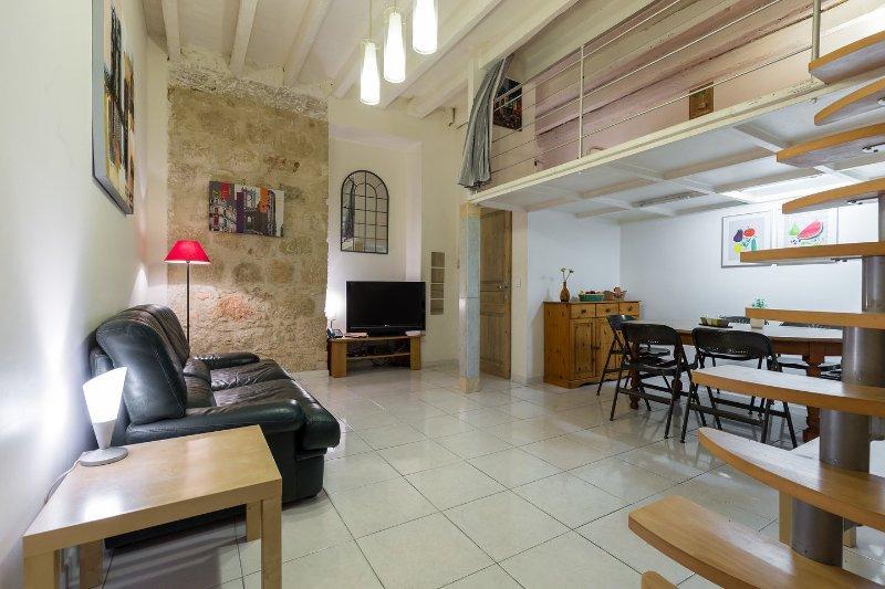 Location De Vacances Nice   Annonce N°413. Appartement Loft Climatisé ...